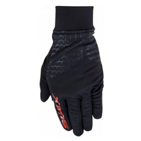 Swix NAOSX černá - Závodní rukavice na běžky