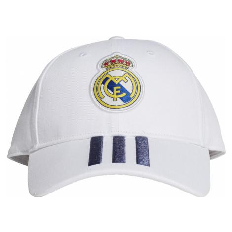 Dětská kšiltovka adidas Real Madrid Bílá