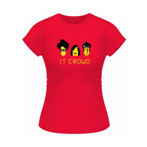 Dámské tričko Classic IT CROWD