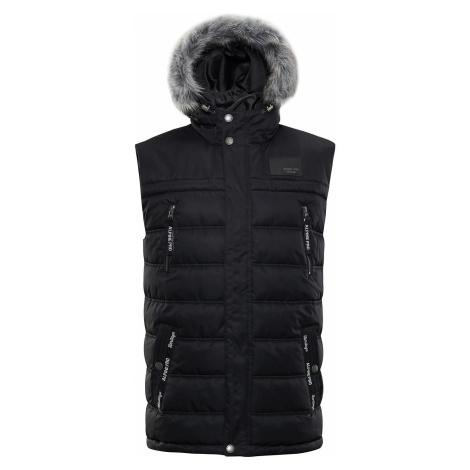 Pánská vesta Alpine Pro JARVIS 2 - černá