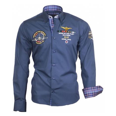 BINDER DE LUXE košile pánská 82105 dlouhý rukáv