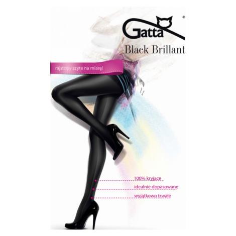 Punčochové kalhoty - Black Brillant - GATTA