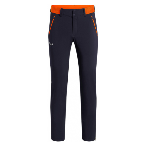 Pánské turistické kalhoty Salewa Pedroc 3 Durastretch Reg Pants Premium Navy