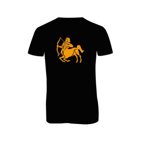 Pánské triko s výstřihem do V Střelec
