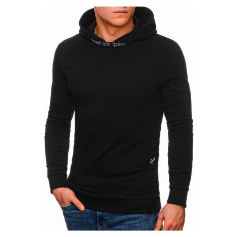 Edoti Men's hoodie B1336