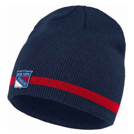 Zimní čepice adidas Coach Beanie NHL New York Rangers
