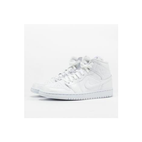 Jordan WMNS 1 Mid white / white