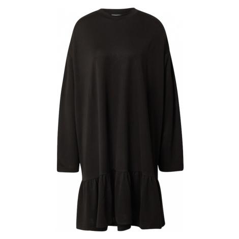 WEEKDAY Šaty 'Erina' černá
