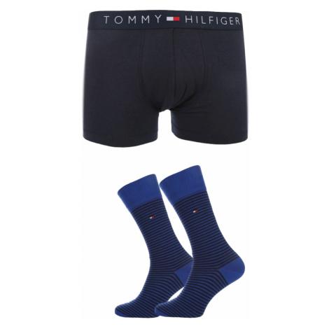 Dárkové balení pro něj: Tommy Hilfiger boxerky + ponožky