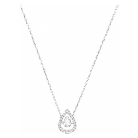 Swarovski Stylový náhrdelník SPARKLING DANCE