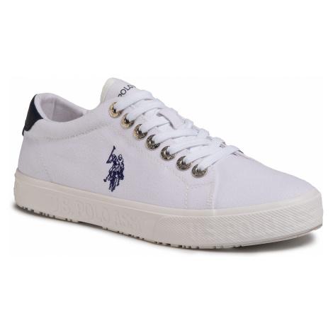 Sneakersy U.S. POLO ASSN. - Jaxon MARCS4082S0/CY1 Whi