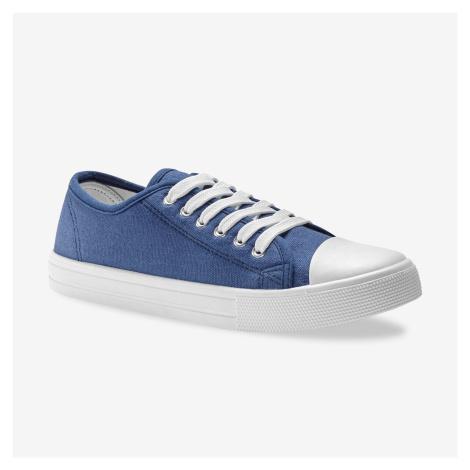 Blancheporte Plátěné tenisky, modré nám.modrá