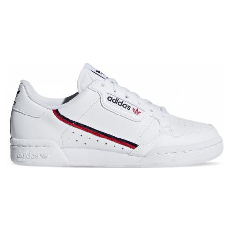 Adidas Continental 80 Junior bílé F99787