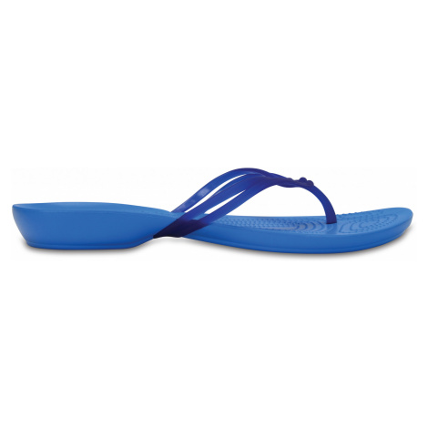 Crocs Crocs Isabella Flip W - Cerulean Blue/Ocean W6