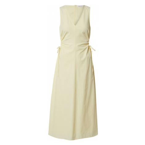 EDITED Šaty 'Kylie' žlutá