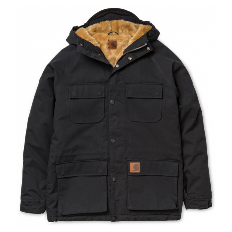 Carhartt WIP Mentley Jacket Black černé I028128_89_00