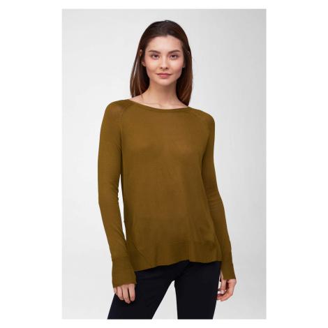 Volný pulovr z viskózy Orsay