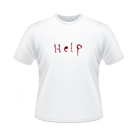 Pánské tričko SuperStar Help