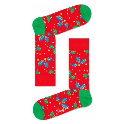 Ponožky Happy Socks Holly Sock (HOL01-4300) L