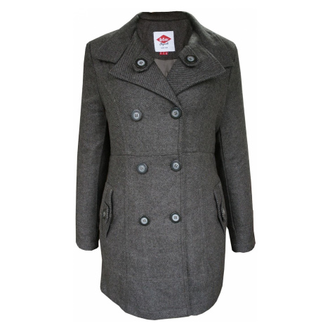 Dámský kabát Lee Cooper Wool Blend