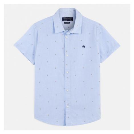 Chlapecká košile Mayoral 6152 | modrá