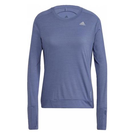 adidas Cooler Long Sleeve Running Sweatshirt Women