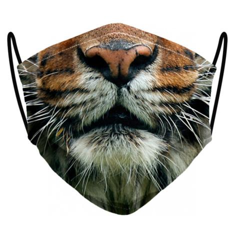 Face mask Mr. GUGU & Miss GO Tiger face