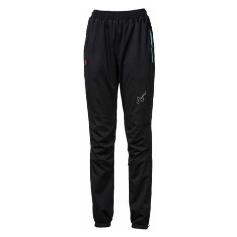Progress STRIKE LADY - Dámské běžkařské zateplené kalhoty
