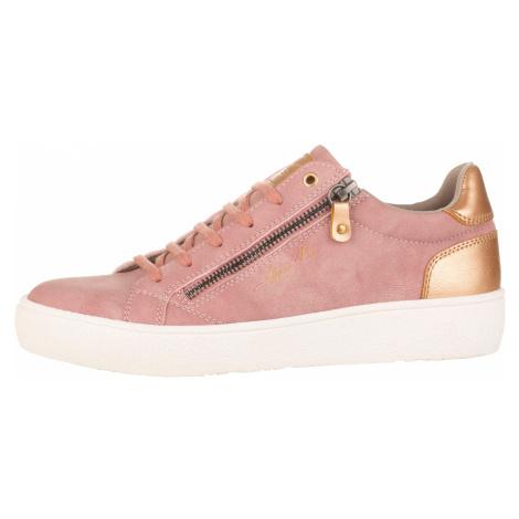 Dámská městská obuv Alpine Pro JUNIA - světle růžová