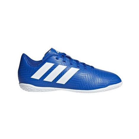 Adidas Nemeziz Tango 18.4 IN J modrá/bílá EU 34 / 208 mm
