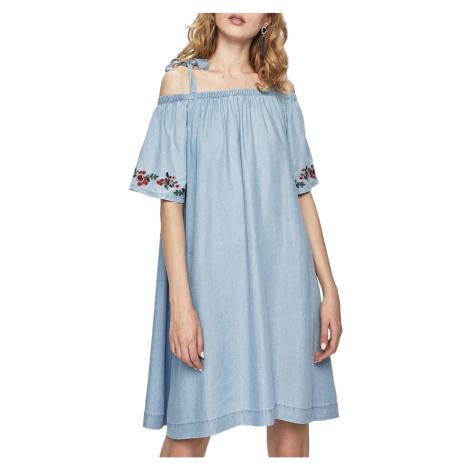 Džínové šaty - MISS SIXTY