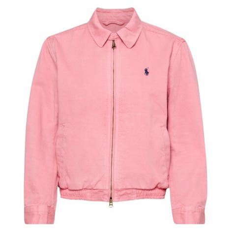 POLO RALPH LAUREN Přechodná bunda pink