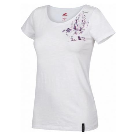 Dámské tričko Hannah Karmela bright white