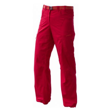 Kalhoty Warmpeace Muriel Lady rose red