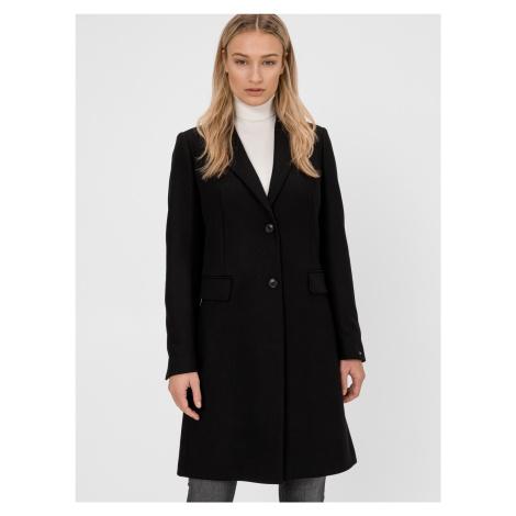 Essential Kabát Tommy Hilfiger Černá