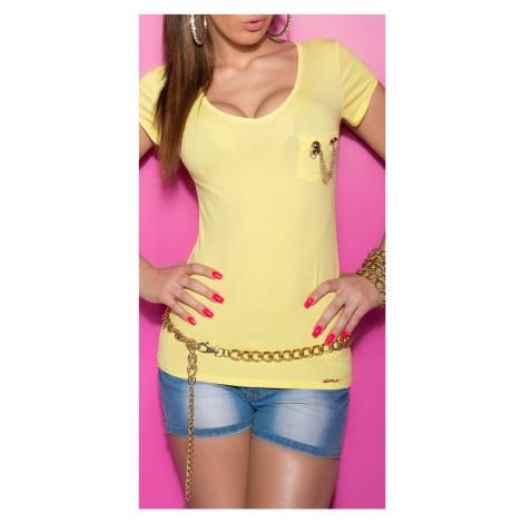 Dámské tričko 75908 KouCla