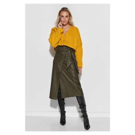 Makadamia Woman's Sweater S110 Mustard