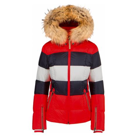 Lyžařská bunda Bogner COLLY-D červená