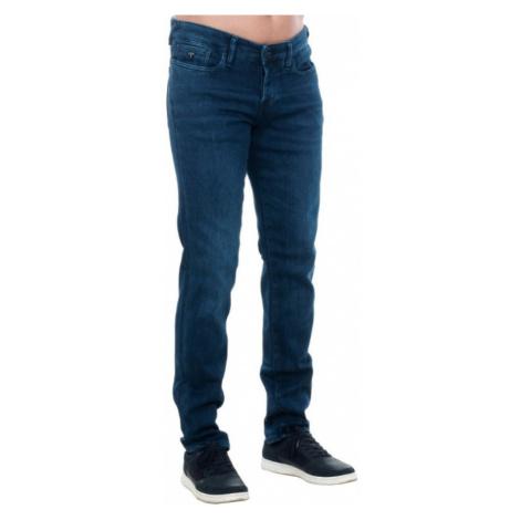 Guess pánské tmavě modré džíny Hrol