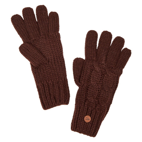 Rukavice Camel Active Handschuh - Hnědá