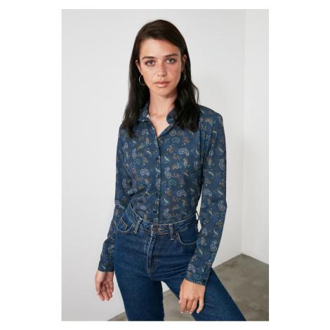 Women's shirt Trendyol Printed