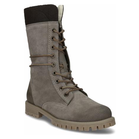 Dámská zimní obuv šněrovací Weinbrenner