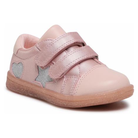 Sneakersy NELLI BLU - CM200622-7 Pink