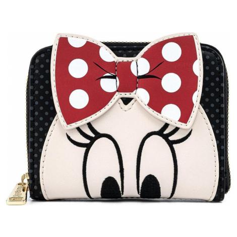 Mickey & Minnie Mouse Loungefly - Minnie Bow Peněženka vícebarevný