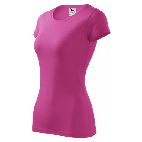 Malfini Glance Dámské tričko 14140 purpurová