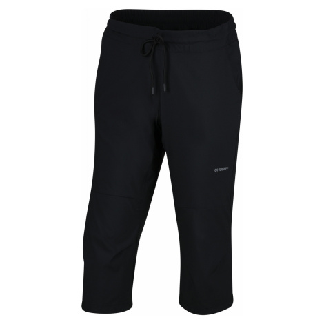 Husky Speedy L, černá Dámské sport šortky