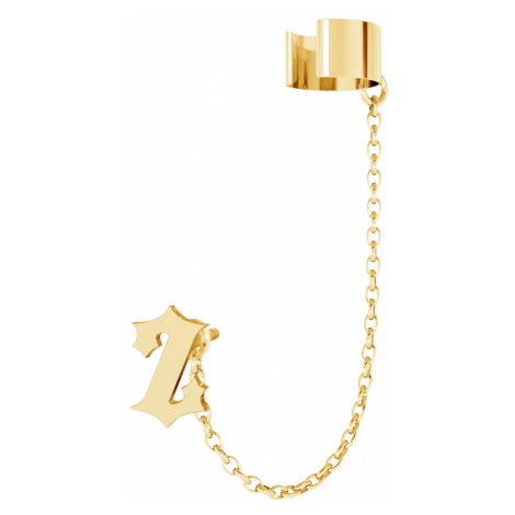 Giorre Woman's Chain Earring 34591
