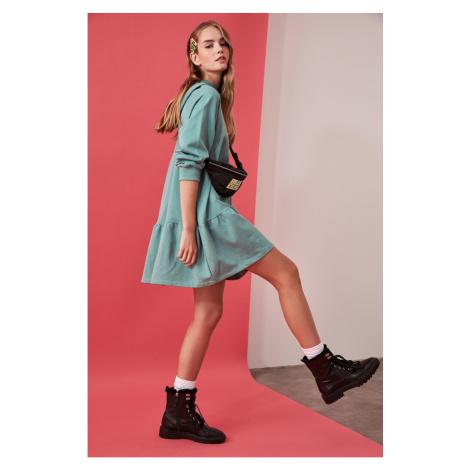 Dámské šaty Trendyol Knitted