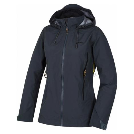 Husky Nakron L, černý mentol Dámská outdoor bunda
