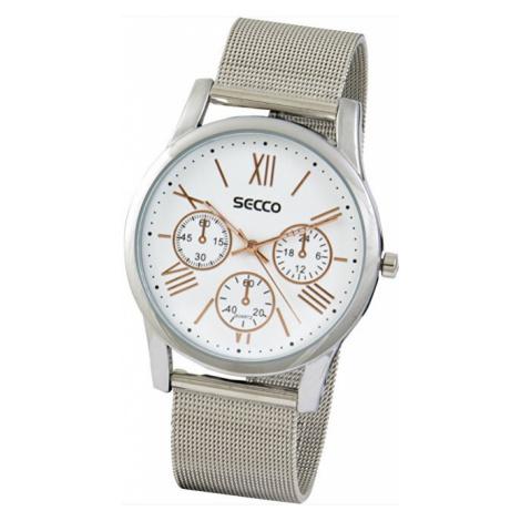 Secco Pánské analogové hodinky S A5039,3-221